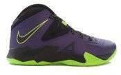 Nike Zoom Soldier VII 7 Court Purple Shoes