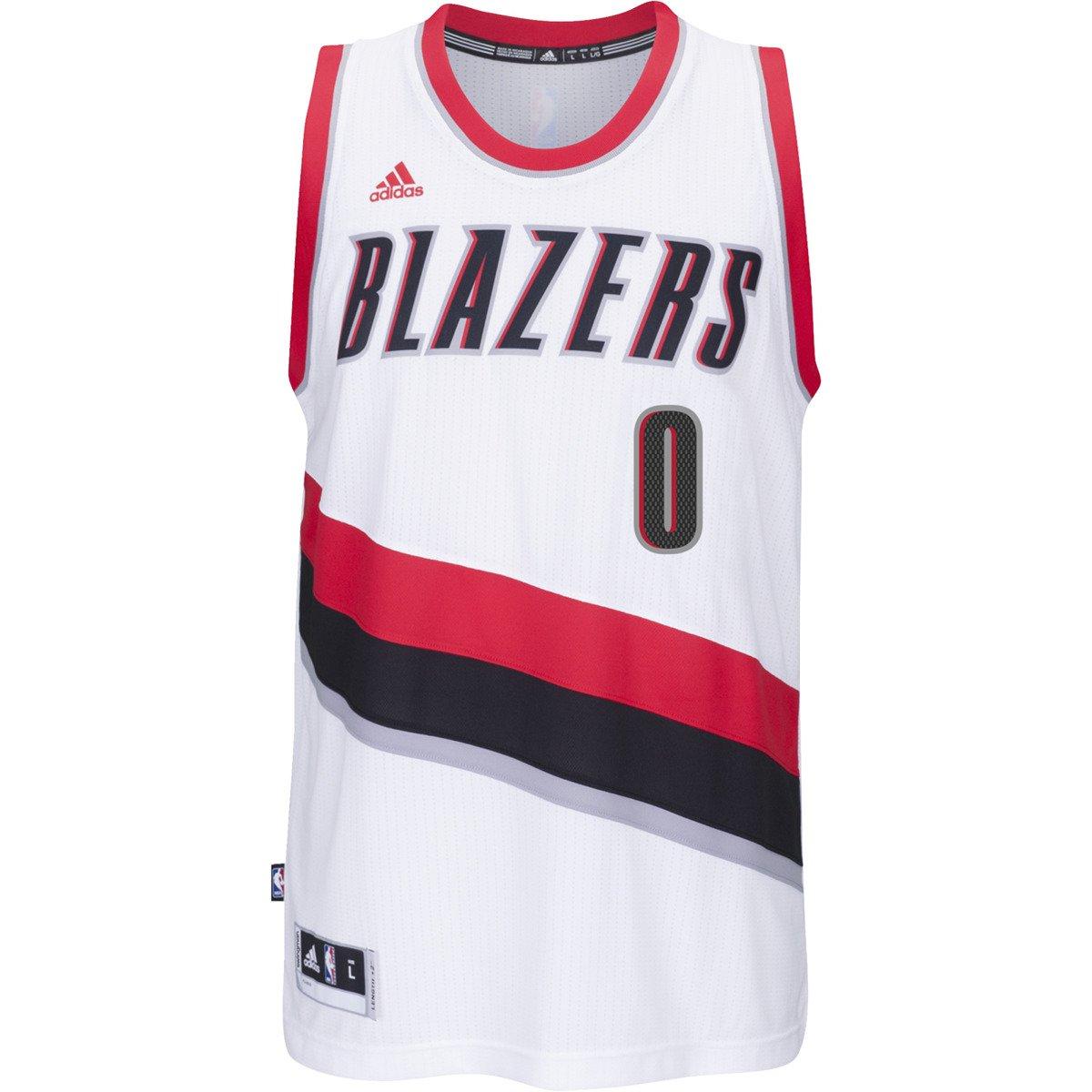 Portland Nba: Adidas Swingman NBA Portland D.Lillard- A46234
