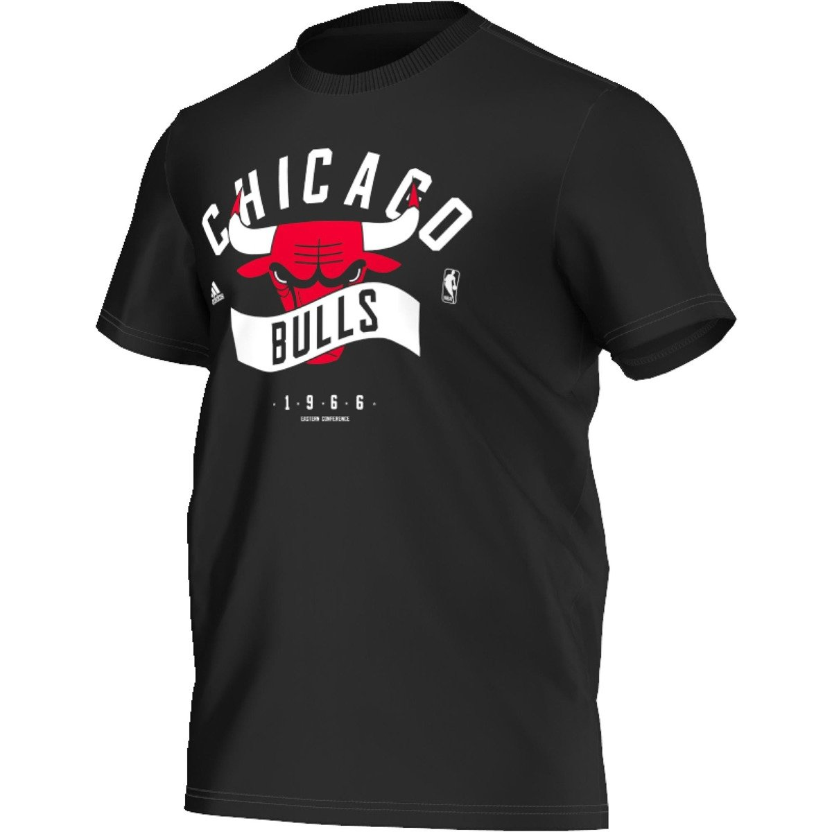adidas chicago bulls team tee t shirt ah5069. Black Bedroom Furniture Sets. Home Design Ideas
