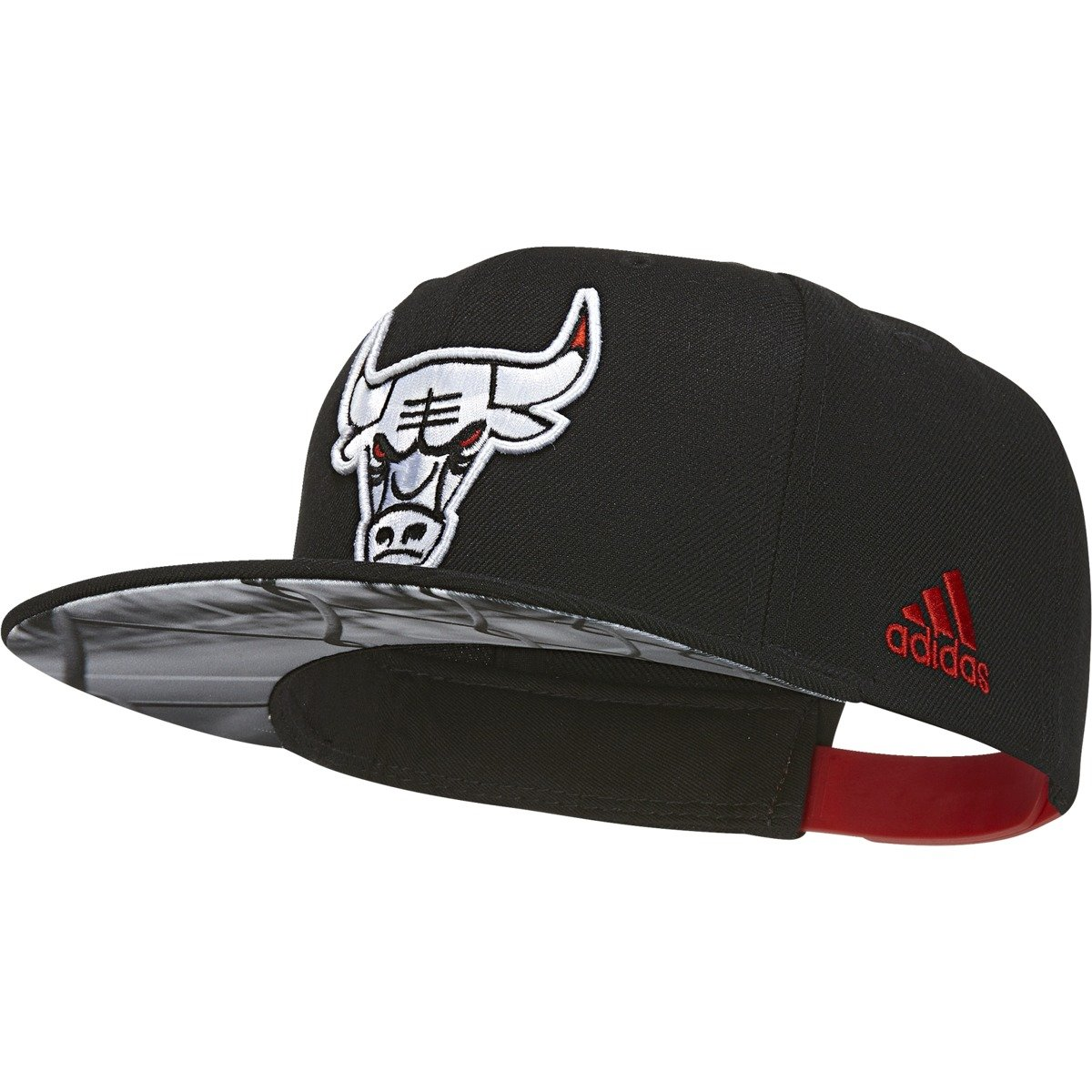 adidas nba chicago bulls snapback bk3040 basketball clothing caps sklep koszykarski. Black Bedroom Furniture Sets. Home Design Ideas