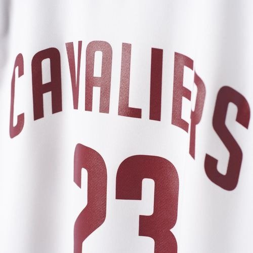 Adidas NBA Replica Cleveland Cavaliers Lebron James Jersey