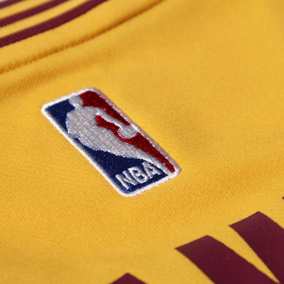 Adidas NBA Replica Cleveland LeBron James #23 Jersey - A61198