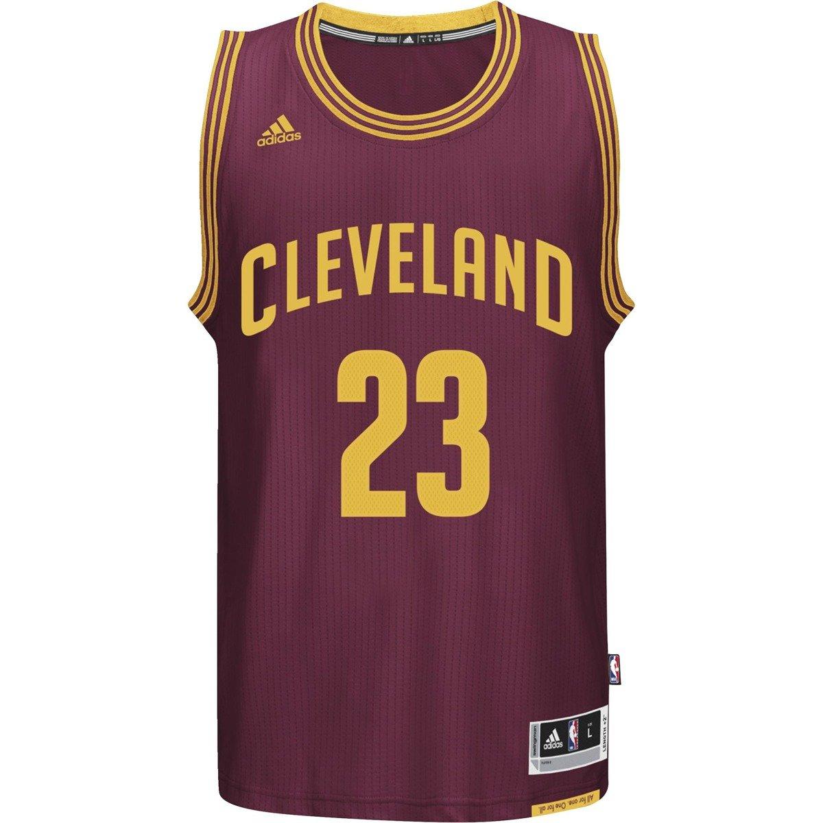d1fc2a8e7 ukengplAdidas-NBA-Swingman-Cleveland... 23 Swingman LeBron James Cleveland  Cavaliers Jersey - Mens Adidas NBA Navy Blue ...