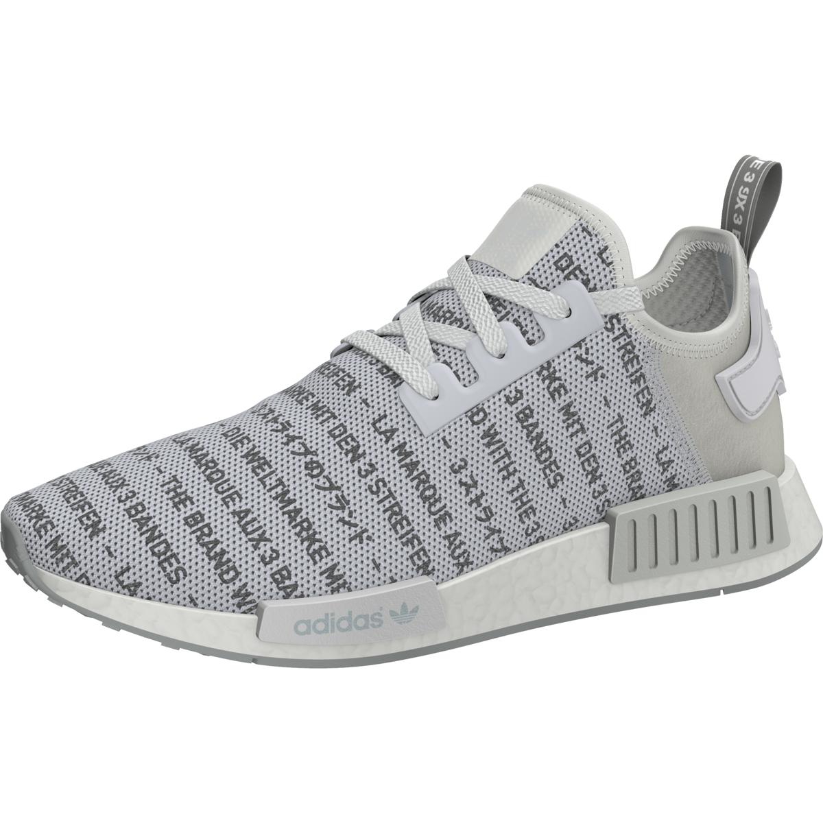 adidas nmd r1 whiteout shoes s76519 basketball shoes sklep koszykarski. Black Bedroom Furniture Sets. Home Design Ideas