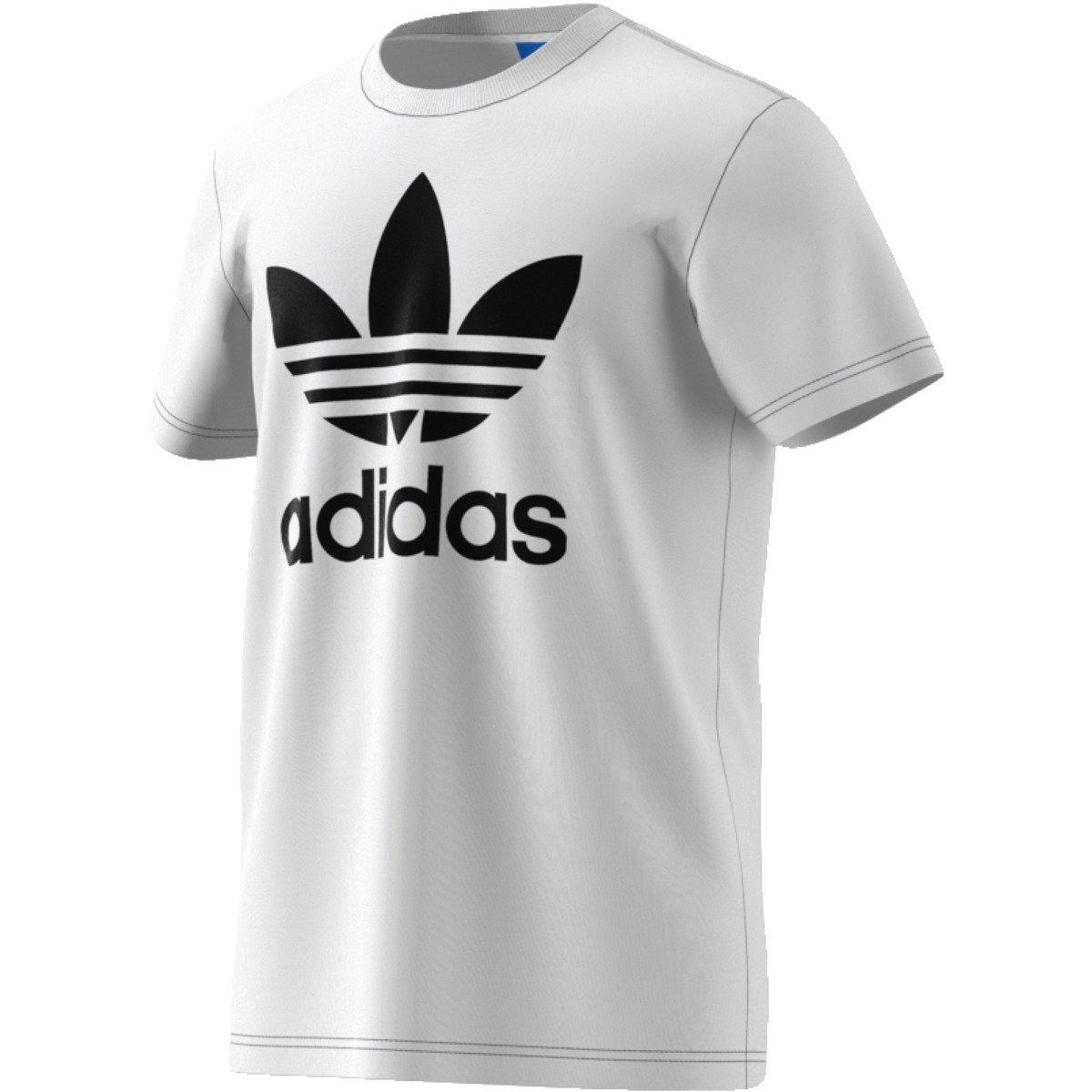 Adidas originals trefoil t shirt aj8828 basketball for Adidas trefoil t shirt
