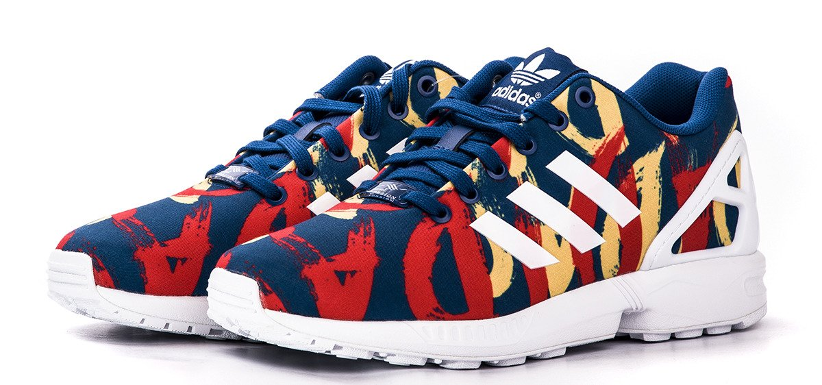 adidas zx flux w roses