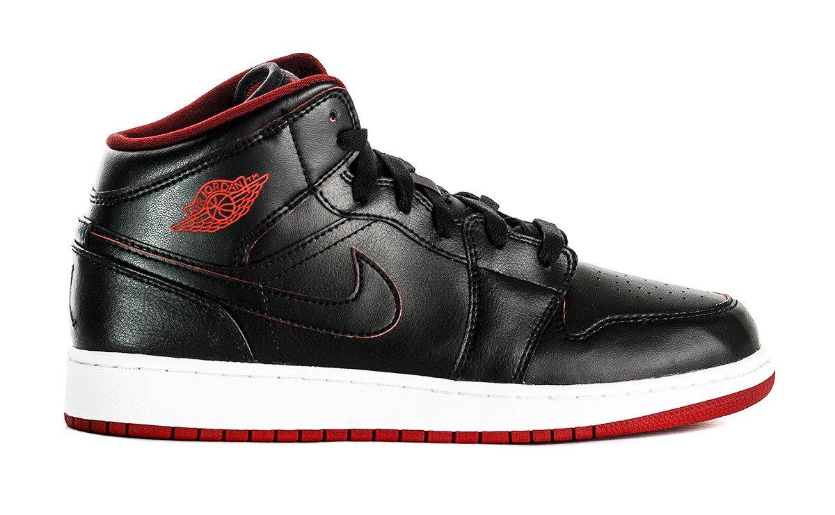 air jordan 1 mid bg shoes 554725 028 basketball shoes casual shoes sklep koszykarski. Black Bedroom Furniture Sets. Home Design Ideas
