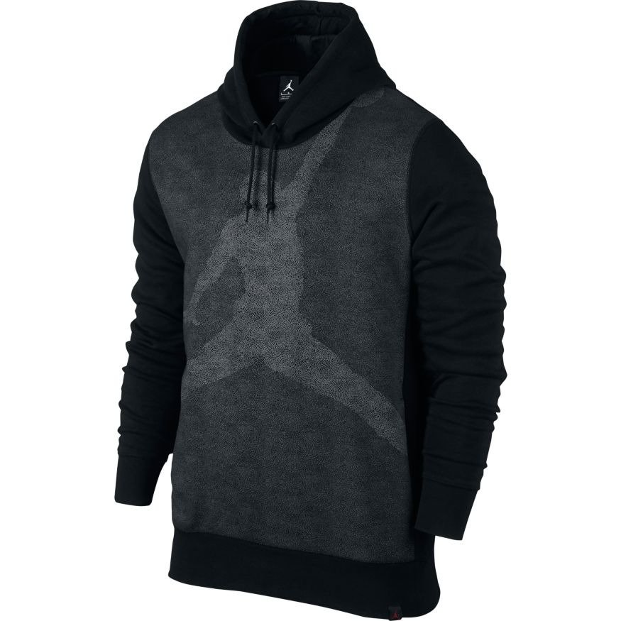 air jordan jumpman brushed graphic hoodie 834369 010. Black Bedroom Furniture Sets. Home Design Ideas