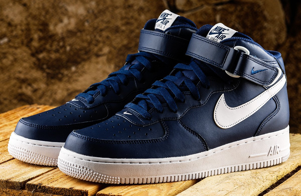 Nike Air Force Midnight Navy