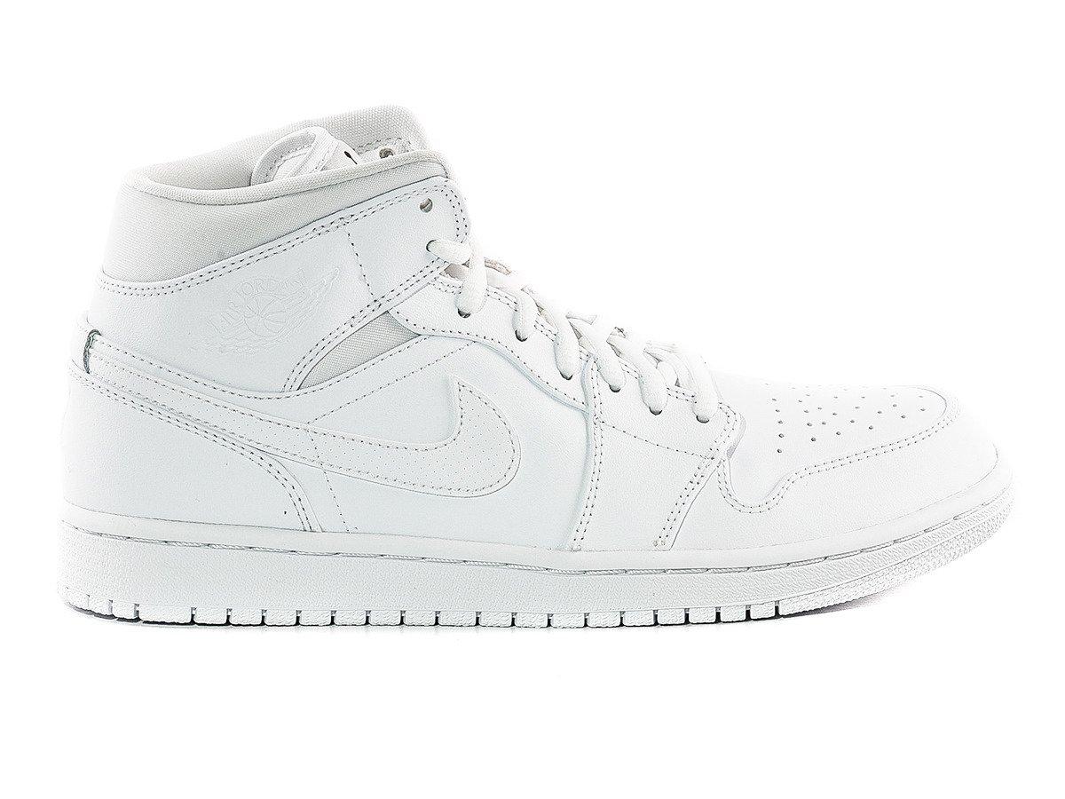 ad3c07f05a5eac Nike Air Jordan 1 Mid GS Shoes - 554725-110 .