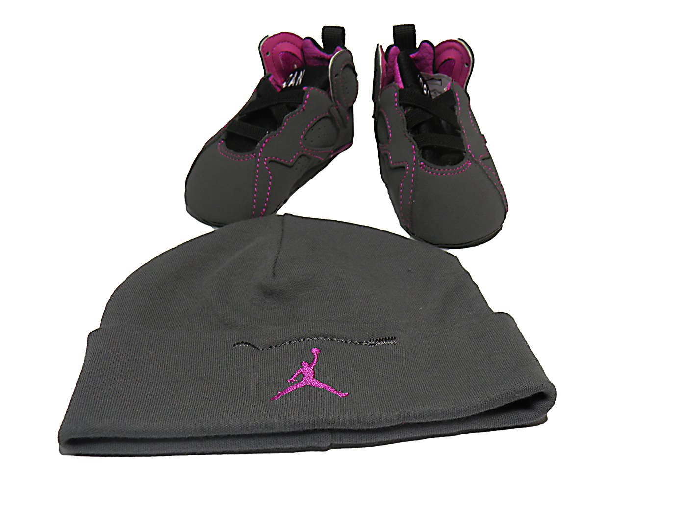 Jordan Baby Gift Baskets : Nike air jordans crib shoes