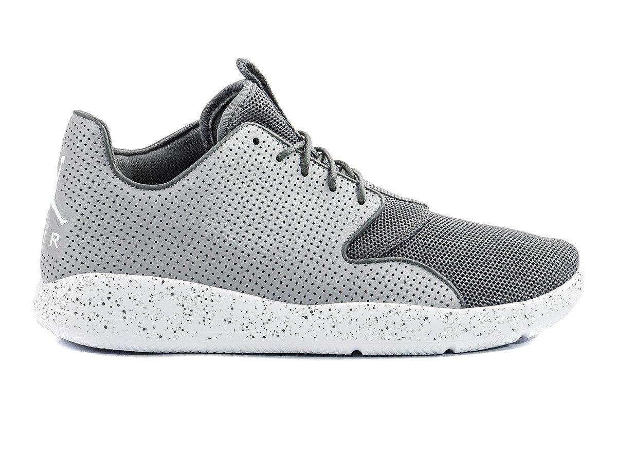 9563424757d3 ... denmark nike air jordan gray and white shoes 830b8 f0c31