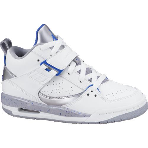Nike Air Jordan Flight 45 (GS) Shoes - 364757-107 | Basketball