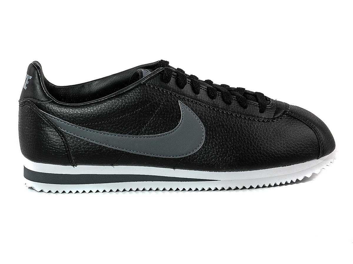 hot sale online dcb25 6467b Nike Classic Cortez Leather Shoes - 749571-011 .
