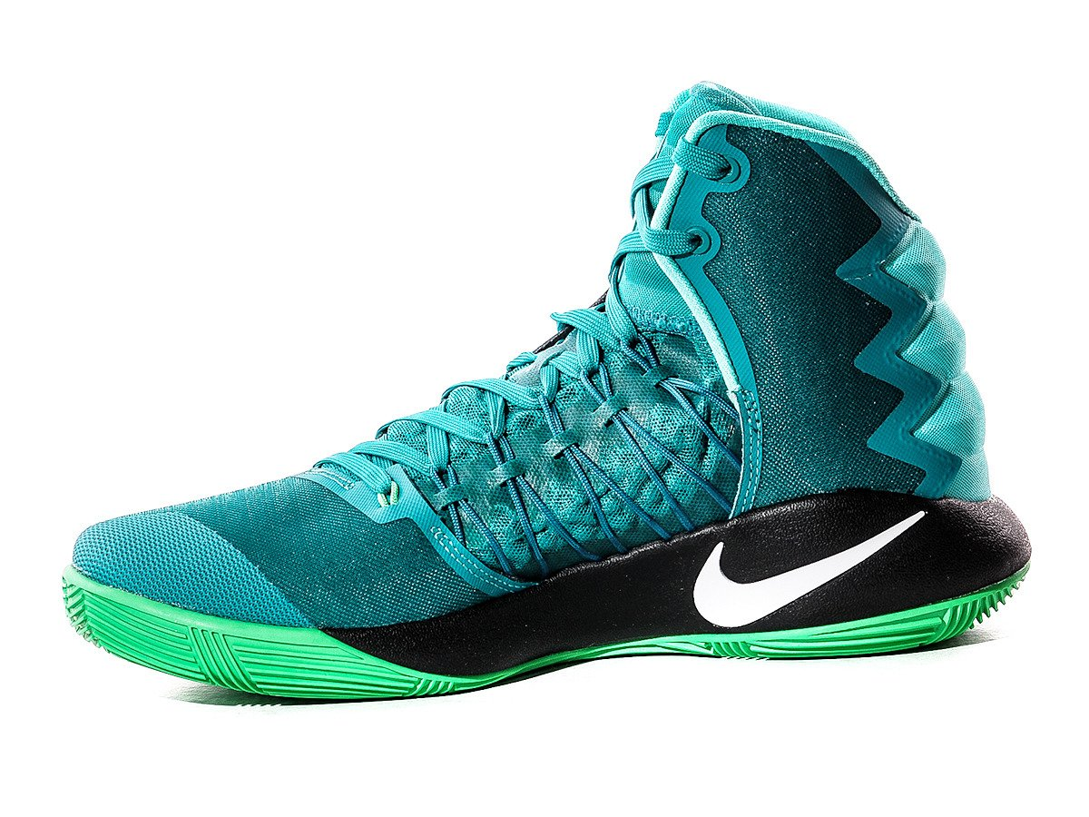 Nike Hyperdunk 2016 Basketball Shoes - 844359-313 zielony ...