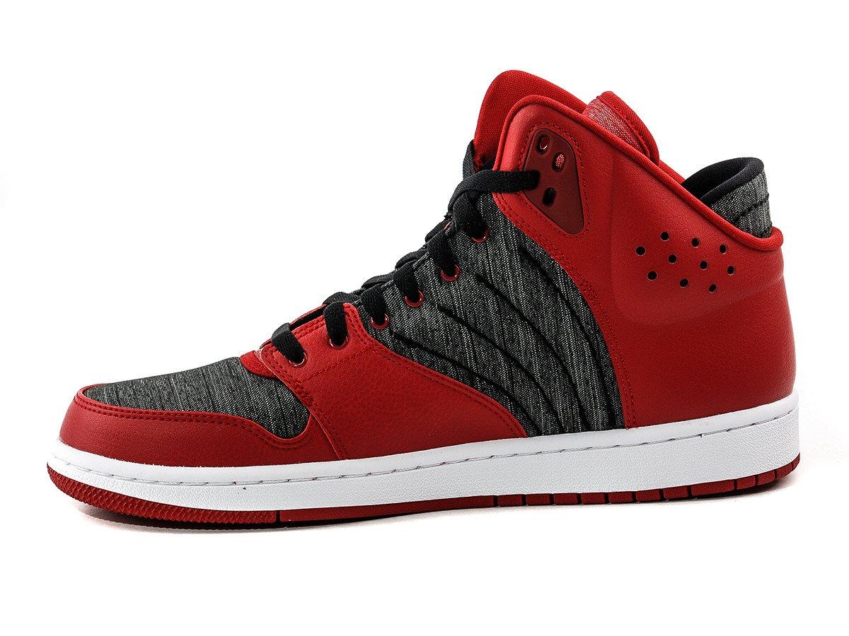 nike jordan jordan 1 flight 4 shoes 820135 011. Black Bedroom Furniture Sets. Home Design Ideas