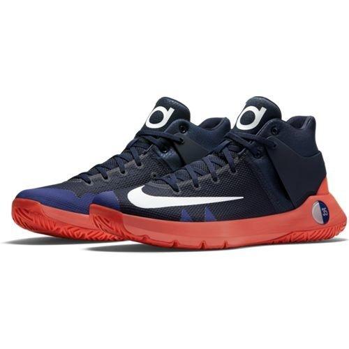 Nike KD Trey 5 IV Basketball shoes - 844571-416 czarny ...
