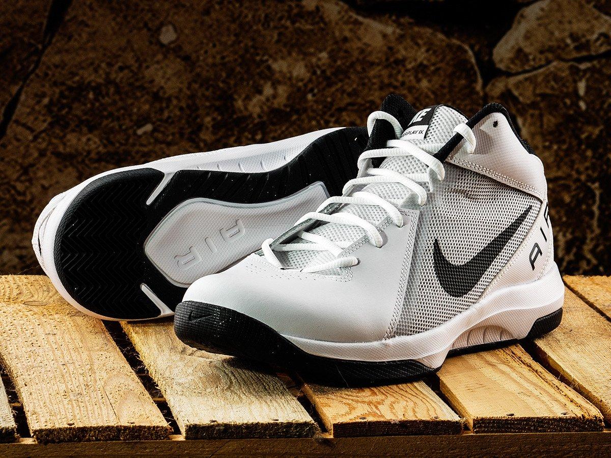 Муж Обувь Nike The Air Overplay IX