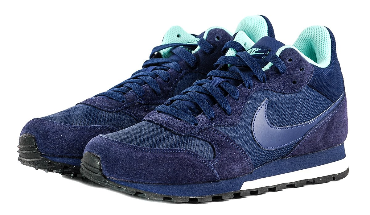 the latest 1e6fd 6da6f ... nike dunk Pushead - Nike Wmns Roshe MD RUNNER 2 MID Running Shoes -  807172- ...