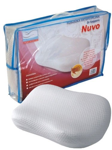 orthopedic pillow dr sapporo nuvo