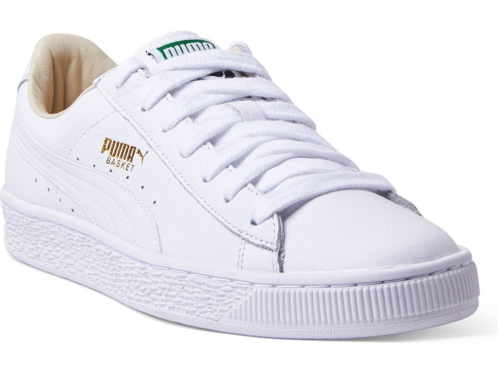 puma basketball shoes white