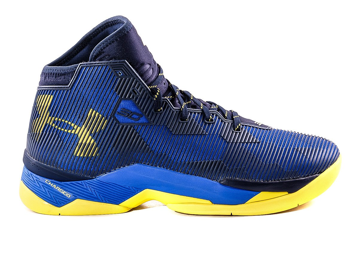 Under Armour Curry 2.5 Basketball Shoes - 1274425-400 | Basketball Shoes \ Basketball Shoes For ...