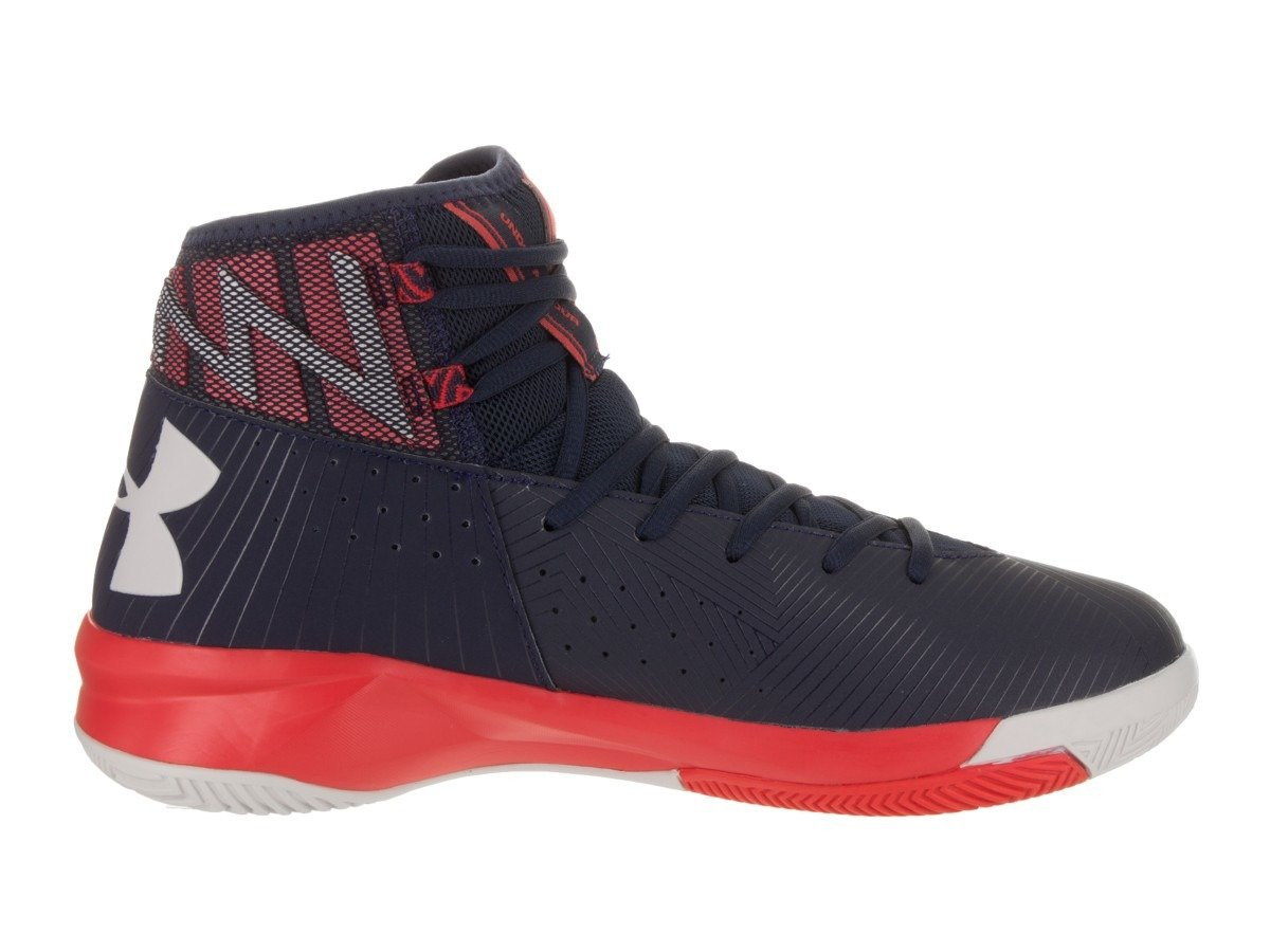 Under Armour Rocket 2 Basketball Shoes - 1286385-410 ...