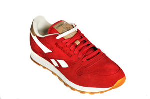 reebok classic leather suede shoes  basketball shoes