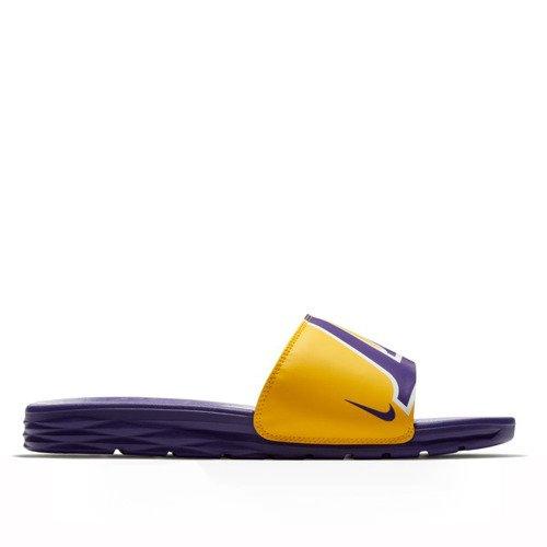 ... Nike Benassi Solarsoft NBA Flip Flops - 917551-700 ...