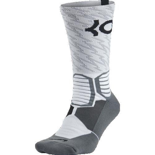 4af1b37d6e02 Nike KD Basketball Hyper Elite Socks - SX4972-100