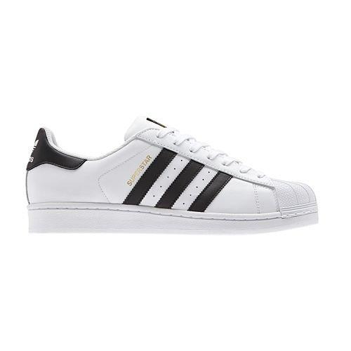 5a740b1c8 ... Adidas Superstar Originals Foundation Shoes - C77124 ...