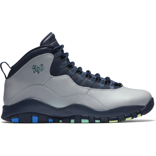 best website a7195 1e2fb Air Jordan 10 Retro Rio Shoes - 310805-019