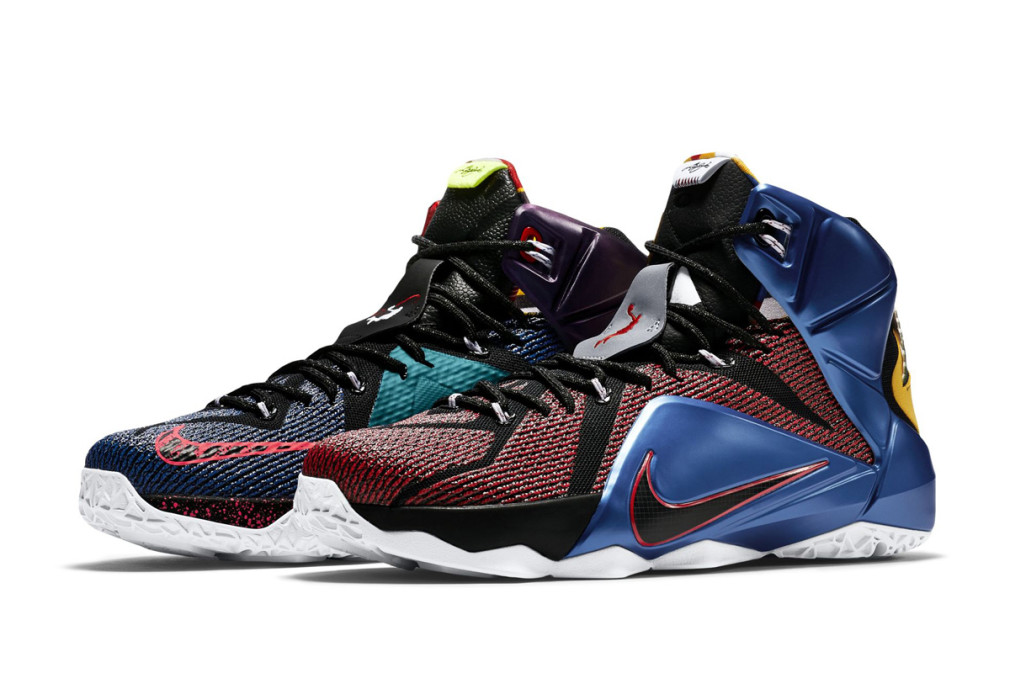 huge selection of 332d9 f02ae Nike LeBron 12