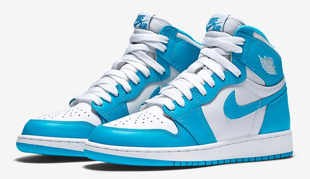 "Air Jordan 1 Retro High OG ""UNC"" - 555088-117"