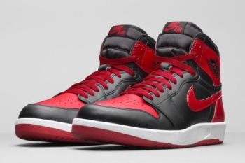 "AIR JORDAN 1 RETRO HIGH THE RETURN ""GYM RED"" - 768861-001"