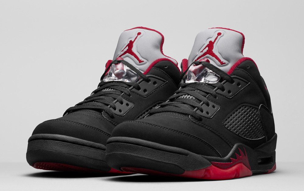 "Air Jordan 5 Low ""Alternate 90"" - 819171-001"