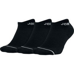 Air Jordan Jumpman No-Show 3 Pack Socks - SX5546-010