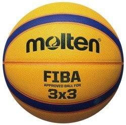 Molten FIBA outdoor 3x3 Basketball- B33T5000