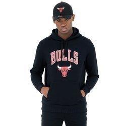 online retailer 5abfc cc620 New Era NBA Chicago Bulls Team Logo Hoodie - 11530761