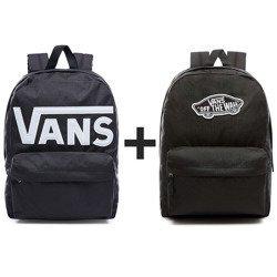 eebf2d69799f9 VANS Old Skool II Backpack - VN000ONIY28-813 + VANS Realm Backpack