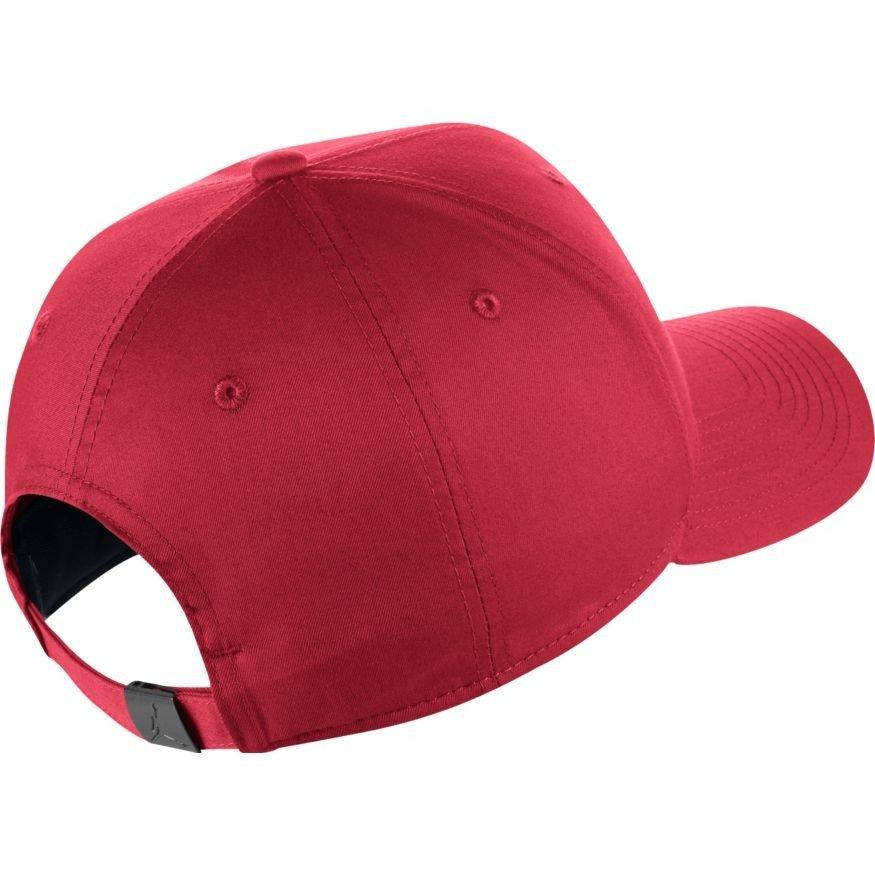 85ab2707a35 Air Jordan Classic99 Metal Jumpman Hat- 899657-687 czerwona ...