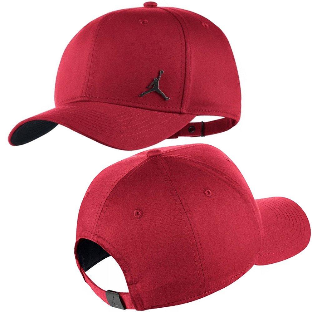 ea57883ddcd Air Jordan Classic99 Metal Jumpman Hat- 899657-687 czerwona ...