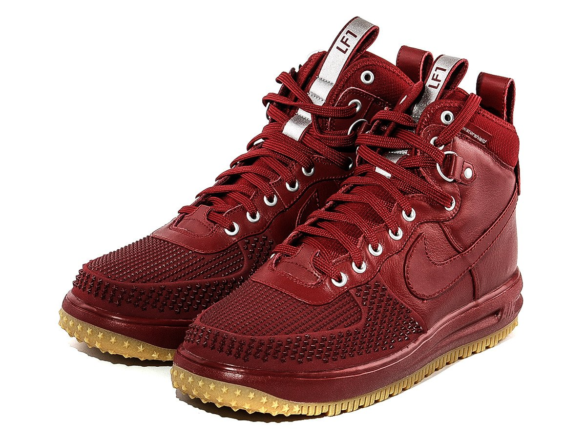 newest b0db1 4745b ... Nike Lunar Force 1 Duckboot Shoes - 805899-600 ...