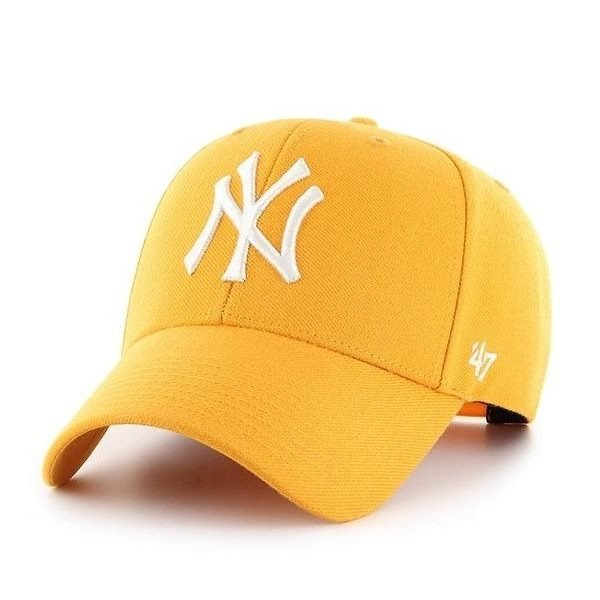 00c1e76ac9780e 47 Brand New York Yankees '47 MVP Snapback B-MVPSP17WBP-GD B ...