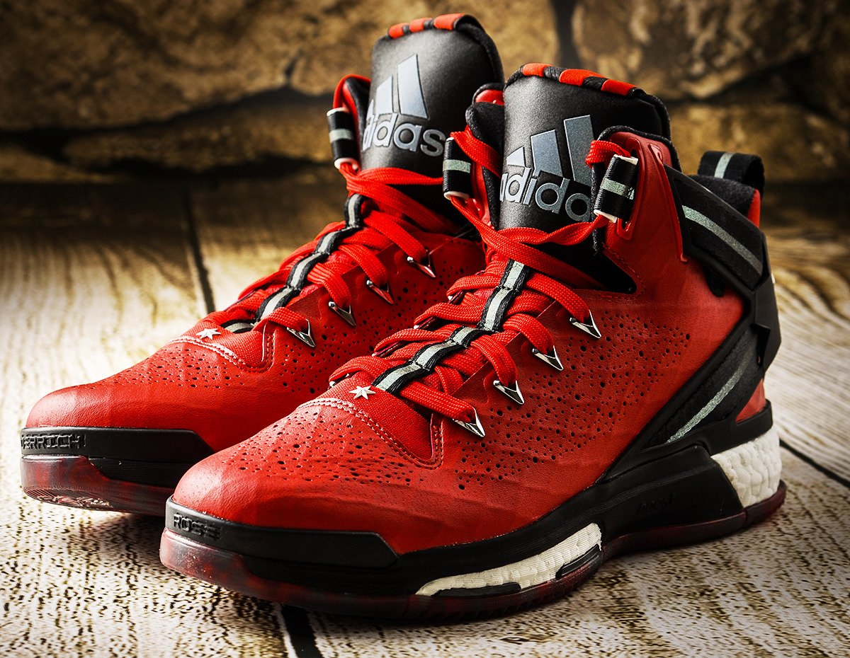 Adidas D Rose 6 Boost Basketball Shoes  S85533