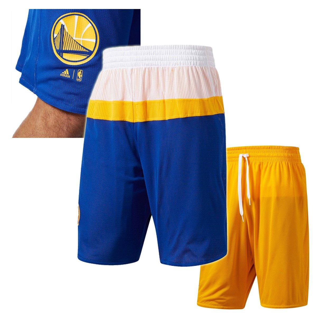 2d9f97835 Adidas Golden State Warriors Basketball Shorts - B45416