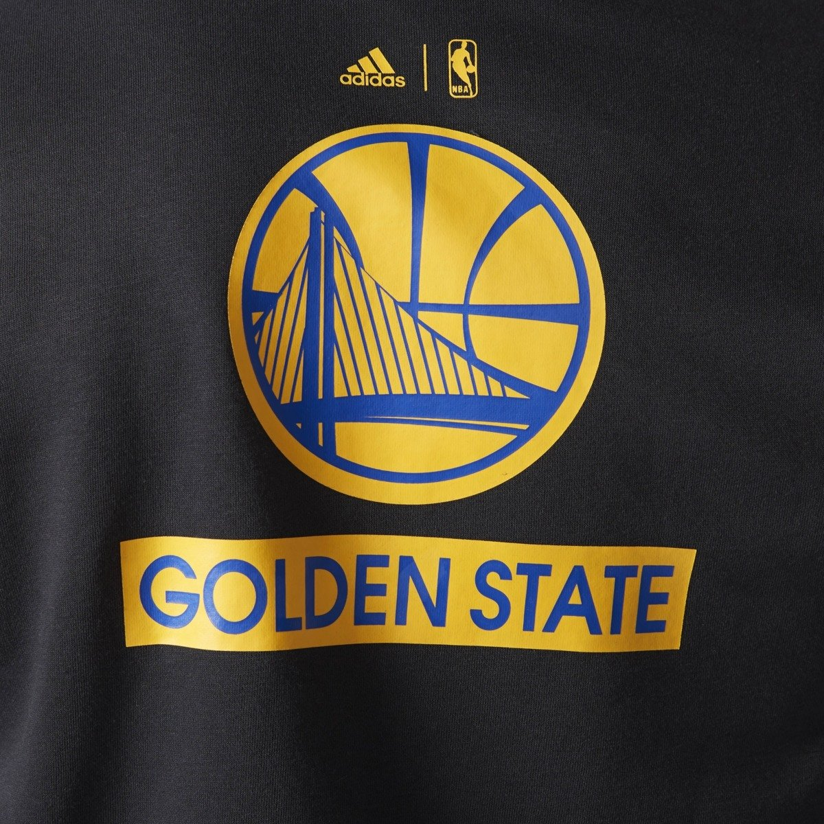 Golden State Warriors: Adidas Golden State Warriors Hoodie - S96822