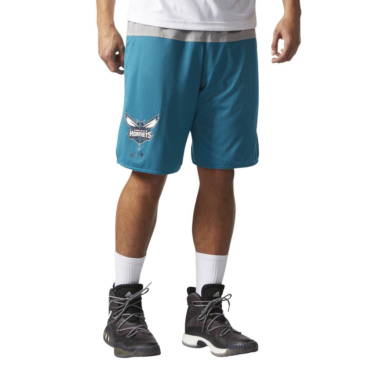 Adidas nba charlotte hornets shorts br2242 basketball for Custom dress shirts charlotte nc
