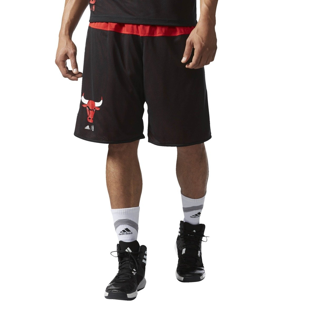 ... Adidas NBA Chicago Bulls Basketball Shorts - B45453 ... 2db8cefad2e