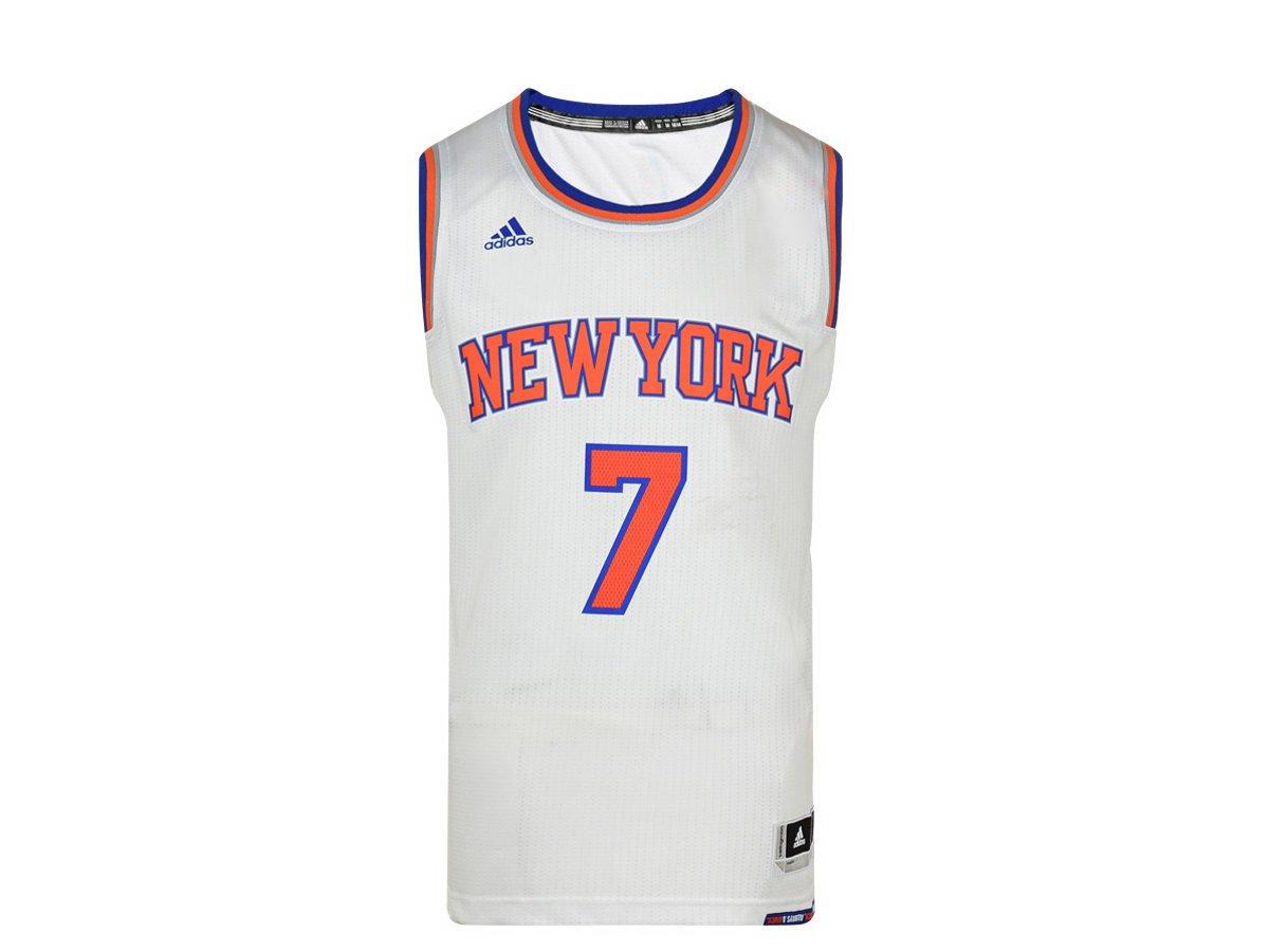 160ca7ba Adidas NBA Swingman Jersey New York Knicks Carmelo Anthony #7 Jersey -  A45962 | Clothing \ NBA Jerseys | Sklep koszykarski Basketo.pl